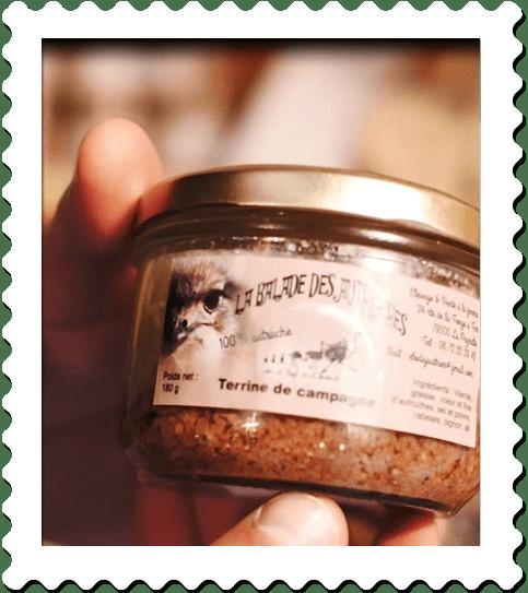 la balade des autruches ferme auberge visite et artisanat